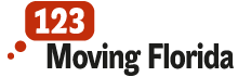 123 Moving Florida LLC Logo