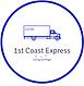 1st Coast Express Moving Company Logo