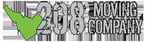 208 Moving Company Logo