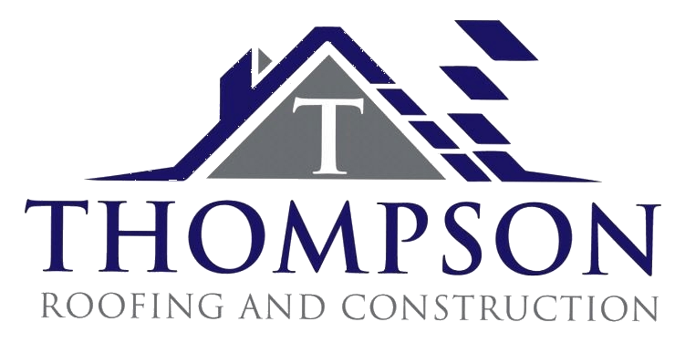 Thompson Roofing and Construction Logo