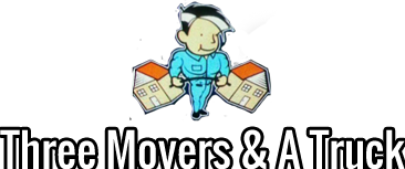 Three Movers & A Truck Logo