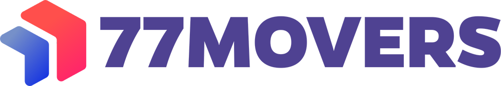77 Movers Logo