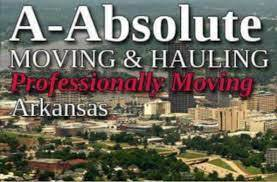 A-Absolute Moving & Hauling, Inc Logo