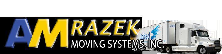 A-Mrazek Moving Systems Logo