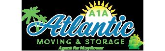 A1A Atlantic Moving & Storage Logo