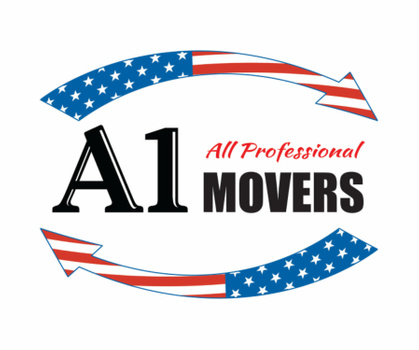 A-1 All Professional Movers Logo