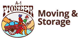 A-1 Pioneer Moving and Storage Logo