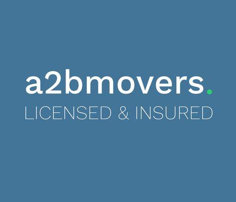 A2B Movers San Jose Logo