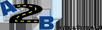 A2B Moving & Storage Logo