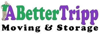 A Better Tripp Moving & Storage Logo
