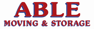 Able Moving & Storage Co Logo