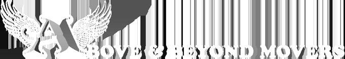 Above & Beyond Movers LLC. Logo