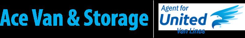 Ace Van & Storage Logo