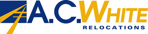 A.C. White Relocations Logo