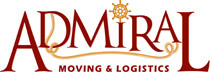 Admiral Moving & Logistics  Logo