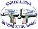 Adolfo & Sons Moving & Trucking Logo
