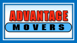 Advantage Moving Company Logo
