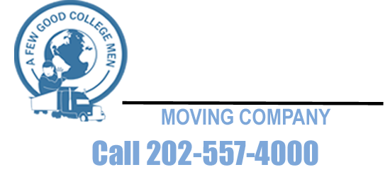 A Few Good College Men Movers Logo