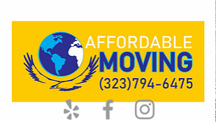 Affordable Moving Logo