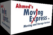 Ahmed's Moving Express, Inc. Logo