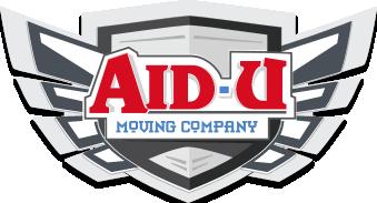 Aid-U Moving Company Logo
