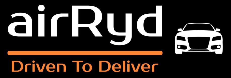 AirRyd   Auto Shipping & Logistics Logo