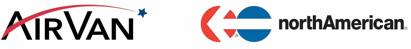 Air Van Moving Logo