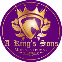 A Kings Sons Moving Company Logo