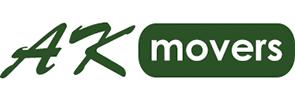 AK Movers Rockville MD Logo