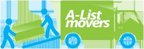 A list Movers Logo