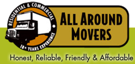 All Around Movers, Inc Logo