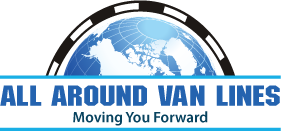 All Around Van Lines Logo