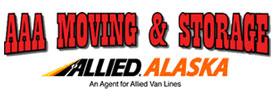 Allied Alaska Moving & Storage Logo