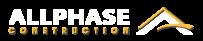 Allphase Construction Logo