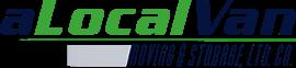 A Local Van Moving & Storage Logo