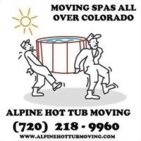 Alpine Hot Tub Moving & Service Logo