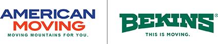 American Moving & Storage Logo