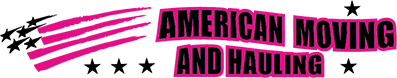 American Moving and Hauling Inc. Logo