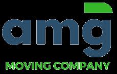 AMG Moving Company Logo