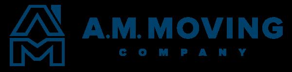 A.M. Moving Company Logo