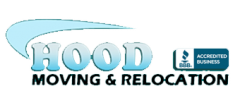 Hood Moving & Relocation Logo