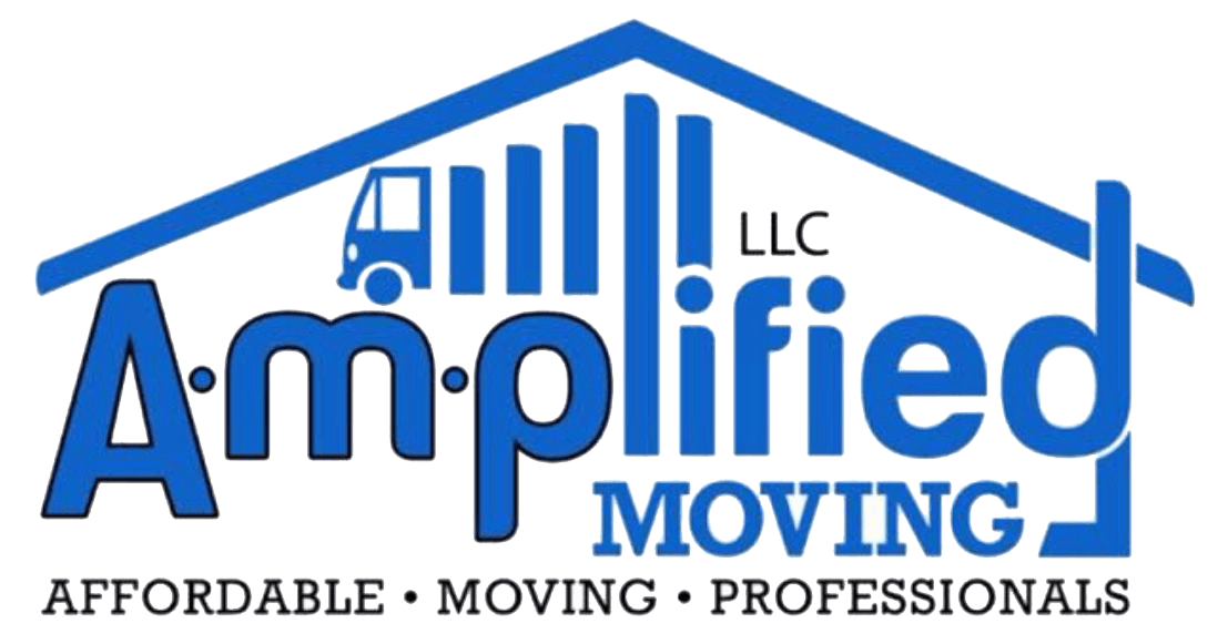 Amplified Moving LLC Logo