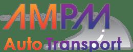 AMPM Auto Transport Logo