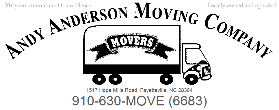 Andy Anderson Moving Co Logo
