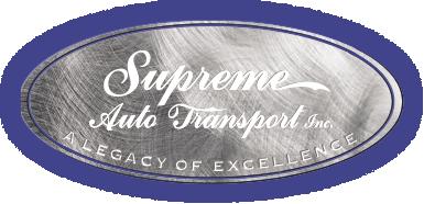 Supreme Auto Transport Logo