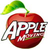 Apple Moving Houston Logo