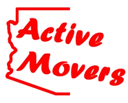 A Active Movers Logo