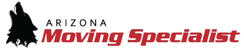 Arizona Moving Specialist LLC Logo