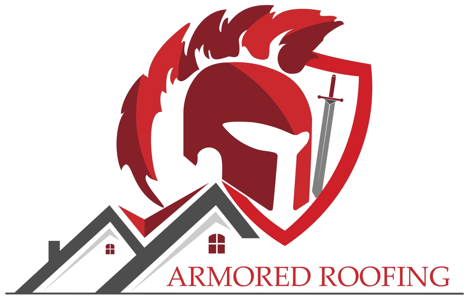 Armored Roofing Logo