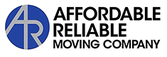 Affordable Reliable Moving Company Logo